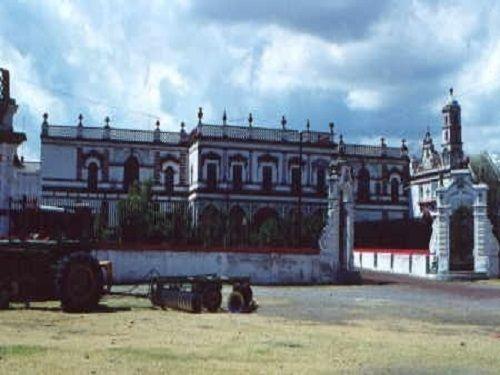 Paseo por Mexico Ex Hacienda de San Bartolomé del Monte en Calpulalpan