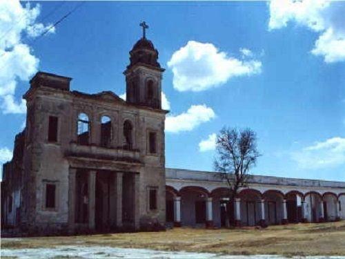 Paseo por Mexico Ex Hacienda de Zoaquipan en Calpulalpan