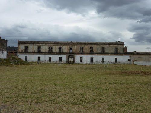 Paseo por Mexico Ex Hacienda de Mazapa en Calpulalpan