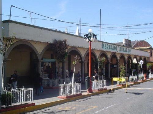 Paseo por Mexico Mercado Hidalgo de Chiautempan